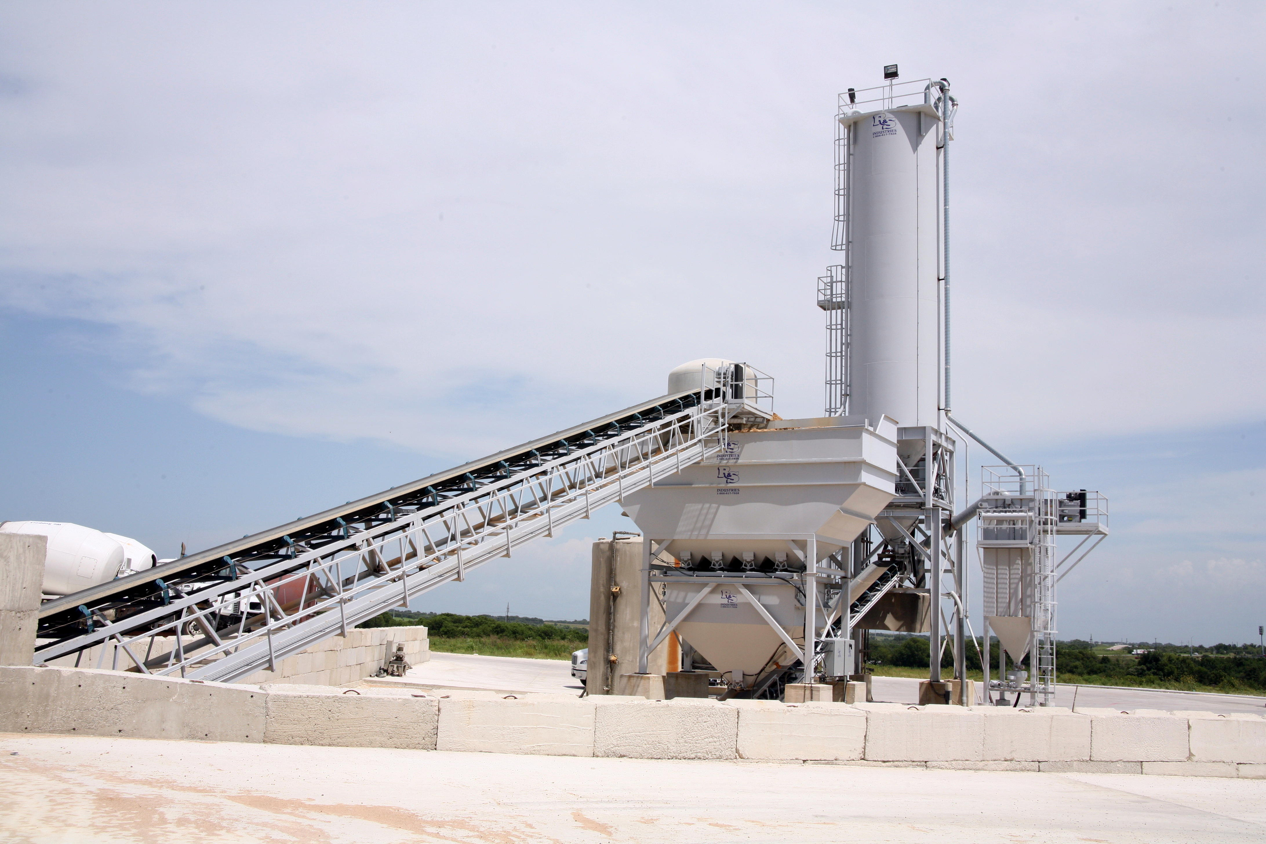 Cement Ready Mix Plant : Nhs management