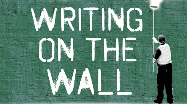 The Writing On The Wall