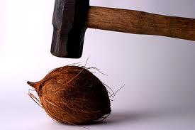 sledgehammer meet nut