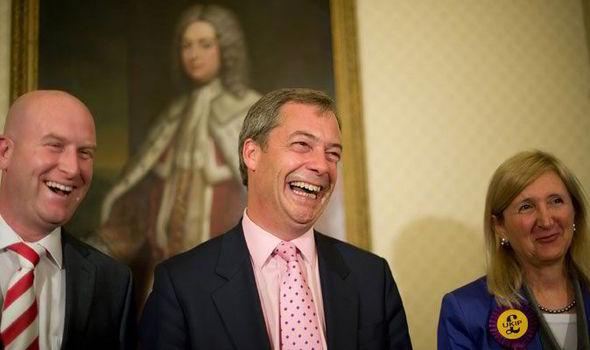 Nuttall Farage