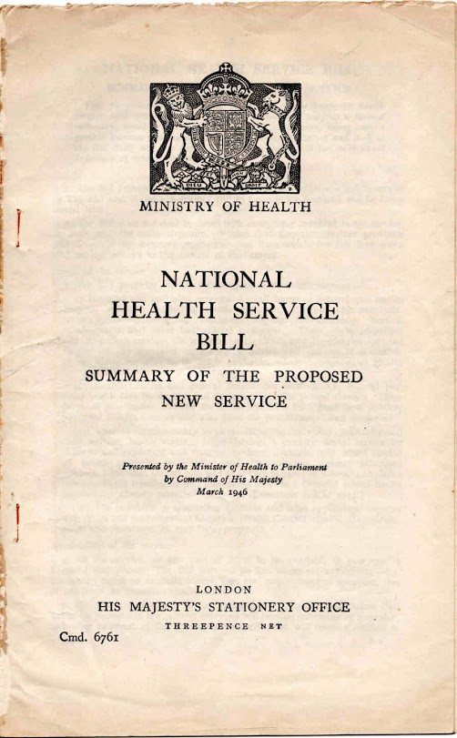 national health service The manchester royal infirmary, 1945-97: a microcosm of the national health service, bulletin of the john rylands university library of manchester, 2005,.